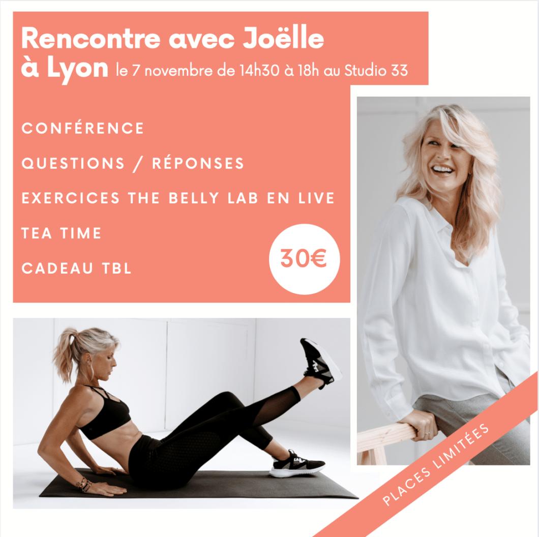 événement Lyon the belly lab