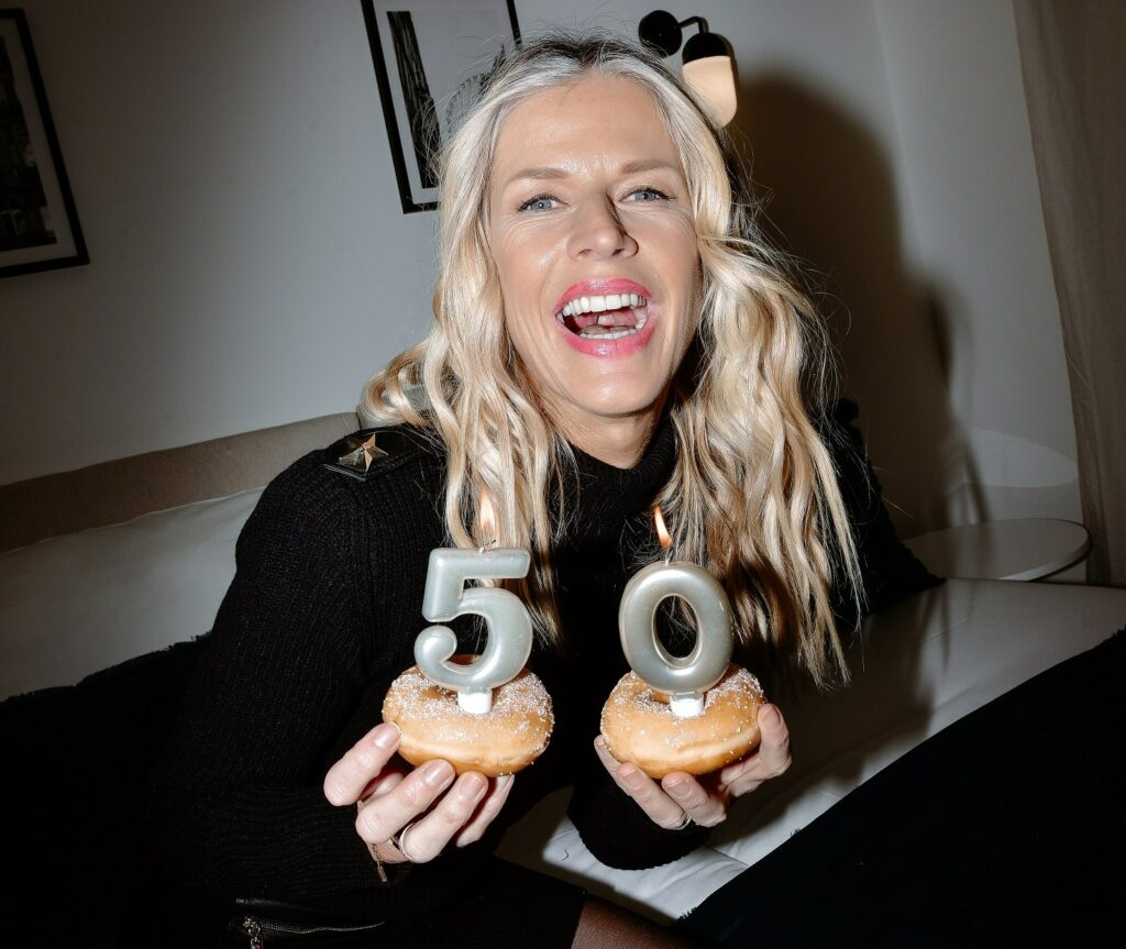 50 ans, la cinquantaine, âge, anniversaire, maturité