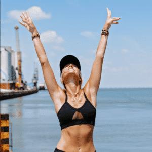 Joëlle Bildstein, The Belly Lab, TBL, Ventre plat, motivation, déconfinement
