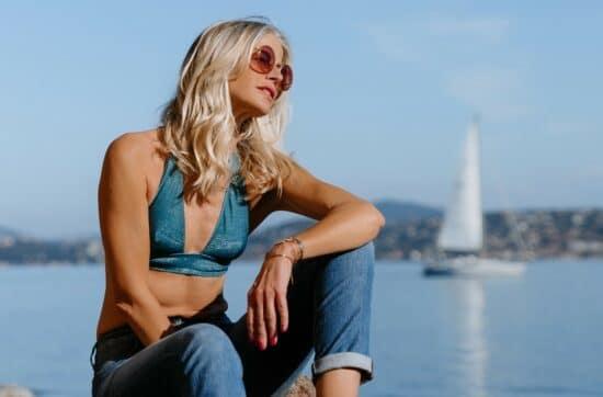 Joëlle Bildstein, The Belly Lab, TBL, Ventre plat, été 2021, maillot de bain