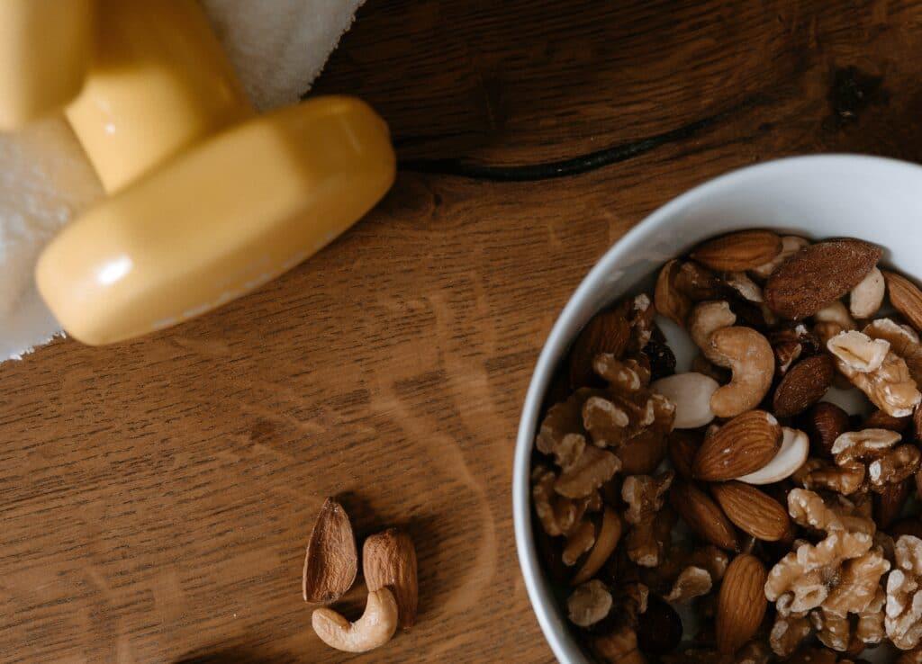 Proétines végétales, noix de cajou